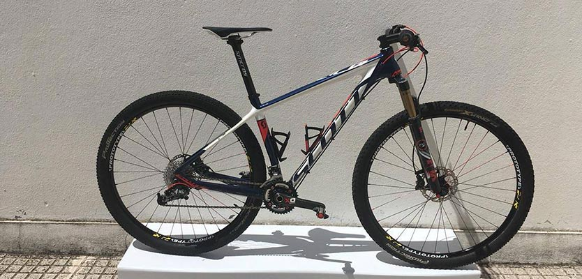 Usado Scott Scale 910 (Full Extras)